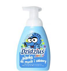Pianka do mycia i zabawy o zapachu gumy balonowej Dzidziuś
