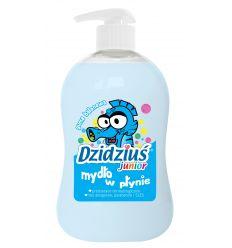 Mydło w płynie o zapachu gumy balonowej Dzidziuś