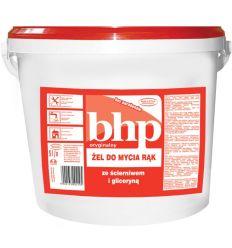 BHP żel ze ścierniwem i gliceryną 5l