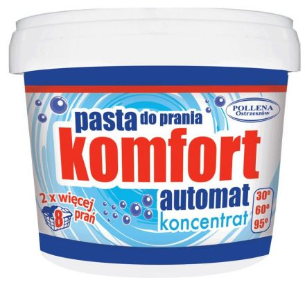 Pasta do prania KOMFORT automat 500 g