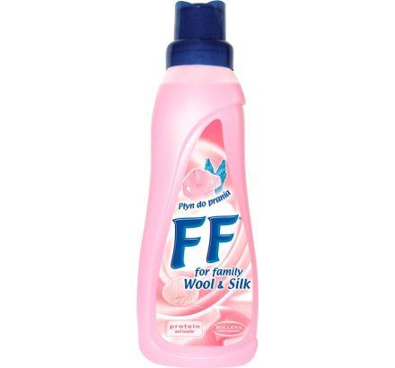 Płyn do prania FF WOOL&SILK (wełna z proteinami i lanoliną)