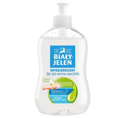 Żel do mycia naczyń Biały Jeleń hipoalergiczny