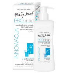 Biały Jeleń emulsja do mycia twarzy PRObiotic 175ml