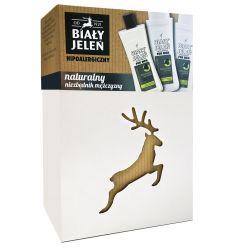 Kosmetyki Biały Jeleń hipoalergiczny FOR MEN- zestaw myjący z sokiem z brzozy