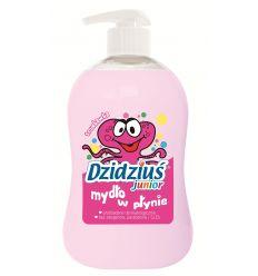 Dzidziuś Mydło w płynie o zapachu truskawki 300 ml