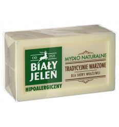 Mydło w kostce Biały Jeleń hipoalergiczny