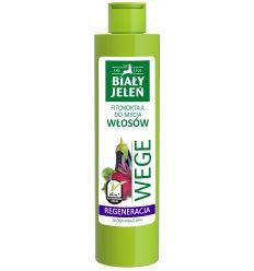 Biały Jeleń FITOkoktajl do mycia włosów burak i bakłażan WEGE 250 ml