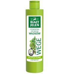 Biały Jeleń FITOkoktajl do mycia włosów pietruszka i karczoch WEGE 250 ml