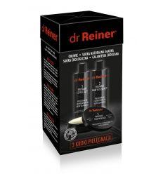 Dr Reiner 3 kroki pielęgnacji skór gładkich ZESTAW