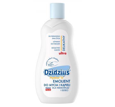 HydroOil hipoalergiczna emulsja do mycia i kąpieli Dzidziuś