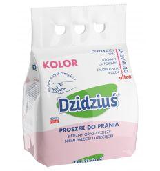 Dzidziuś proszek do prania KOLOR 3 kg