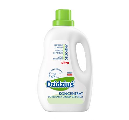 Dzidziuś koncentrat do płukania 1,5 l