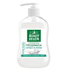 Biały Jeleń mydło w płynie KOZIE MLEKO 300ml