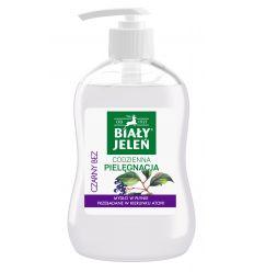 Mydło w płynie z ekstraktem z czarnego bzu Biały Jeleń hipoalergiczny