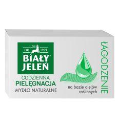 Mydło naturalne ŁAGODZENIE Biały Jeleń Hipoalergiczny