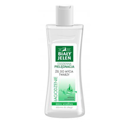 Żel do mycia twarzy Biały Jeleń ŁAGODZENIE