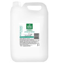 Mydło w płynie z ekstraktem z koziego mleka Biały Jeleń hipoalergiczny