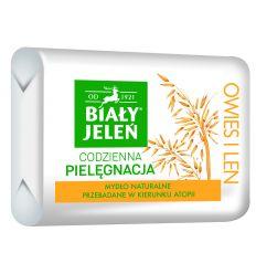 Mydło Premium z owsem Biały Jeleń Hipoalergiczny