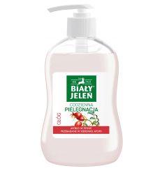 Mydło w płynie z ekstraktem z głogu Biały Jeleń hipoalergiczny
