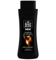 Biały Jeleń szampon do włosów FOR MEN z sokiem z brzozy 300ml