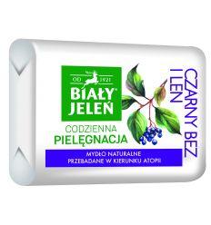 Biały Jeleń mydło z ekstraktem z czarnego bzu Premium 100g