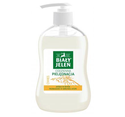 Mydło w płynie z ekstraktem z owsa Biały Jeleń hipoalergiczny