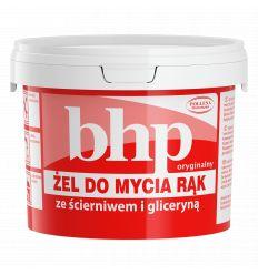 BHP żel ze ścierniwem i gliceryną 500g