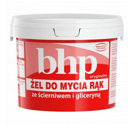 Żel ze ścierniwem i gliceryną 500 g BHP