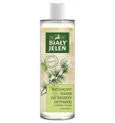 Botaniczny napar do higieny intymnej z sokiem z brzozy BIAŁY JELEŃ 400ml